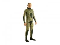 Wetsuit Spetton Med Green Camo 3 mm.