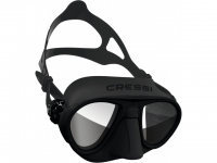 Maske Cressi Calibro Black HD Mirrored Lens