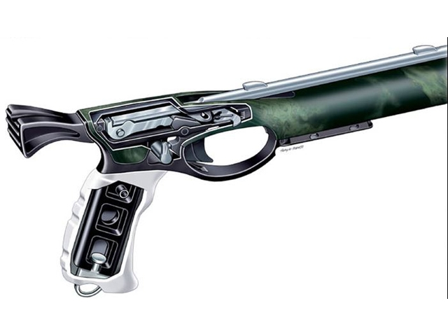 Ружья для подводной охоты своими руками арбалет
