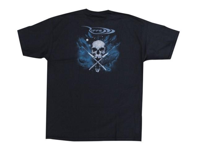Shirt riffe skull