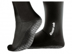 Socks Cressi Non Slip Black Metallite 3 mm.