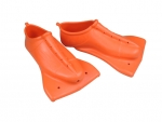 Footpocket C4 Orange