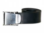 Imersion Rubber Belt Inox Buckle