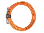 Riffe Vinyl Bungee Float Line ORANGE