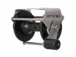 Reel MVD Vertikal Soft Touch XS Black