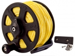 Rob Allen Vecta 55 Reel with Dyneema Yellow