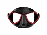 Mask Omer Wolf Black/Red