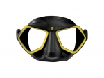 Mask Omer Wolf Black/Yellow