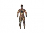 Wetsuit Polosub Camouflage N17 7 mm