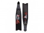 Flossen C4 Red Falcon HT Carbon/Stingray