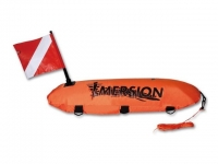 Buoy Imersion Torpedo Double Bladder