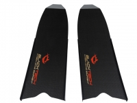 Carbon blades BlackTech Normal Spearfishing Range