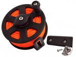 Rob Allen Vecta 55 Reel with Dyneema Orange